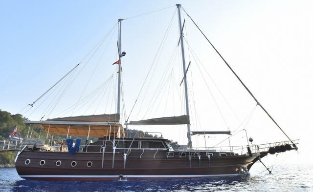 Bitter Yacht Charter in Turkey