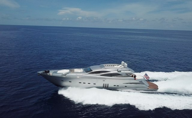 YCM 90 Yacht Charter in Eleuthera
