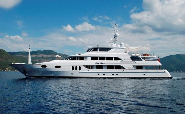 Keri Lee III Yacht Charter in South Pacific