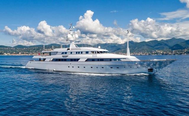 Sokar yacht charter Codecasa Motor Yacht