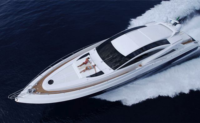 Funky Town yacht charter Canados Motor Yacht