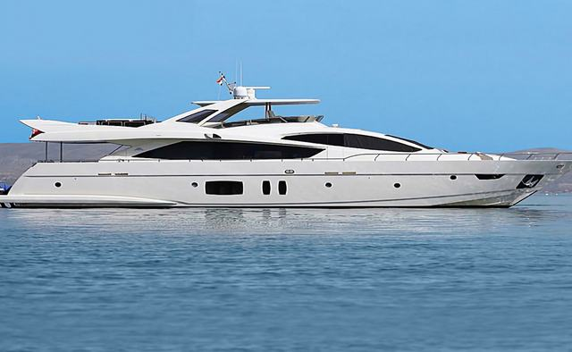 Grace charter yacht exterior designed by Astondoa