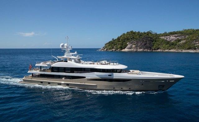 Lili yacht charter Amels Motor Yacht