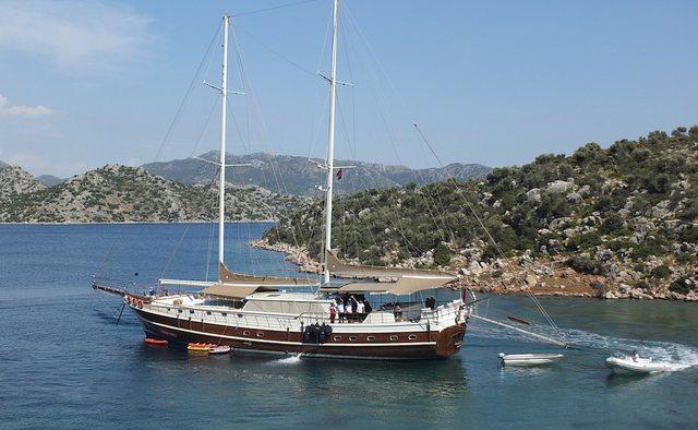 Prenses Bugce Yacht Charter in Albania