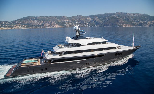 Icon Yacht Charter in Italy