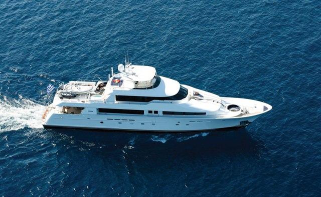 Endless Summer yacht charter Westport Yachts Motor Yacht