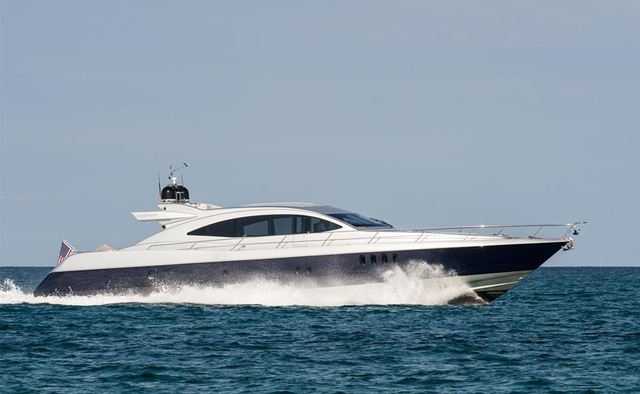 Andiamo yacht charter Warren Yachts Motor Yacht
