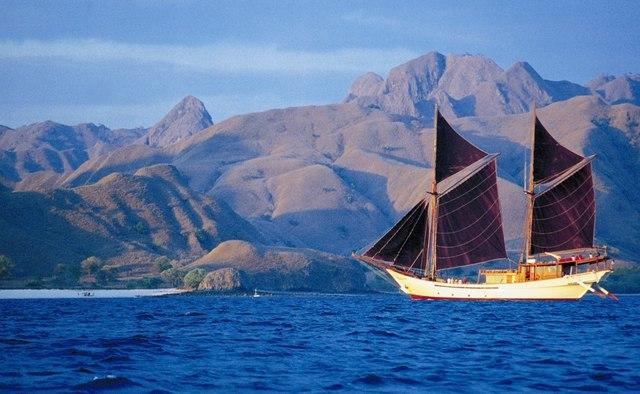 Silolona Yacht Charter in Thailand