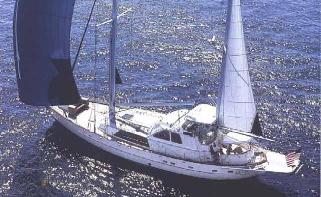 Quixote yacht charter Unknown Sail Yacht