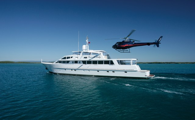 Emerald Lady Yacht Charter in Australia