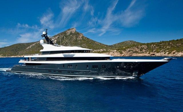 Phoenix 2 Yacht Charter in The Balearics