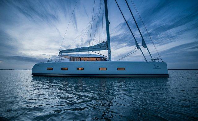 Cygnus Cygnus Yacht Charter in Bahamas