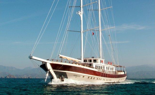 Tersane 8 Yacht Charter in Turkey