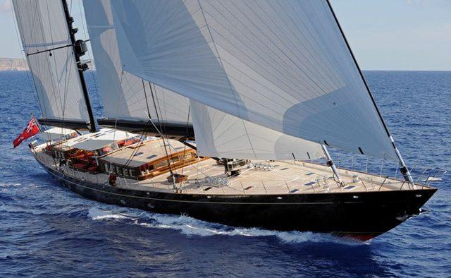 Marie yacht charter Vitters Sail Yacht