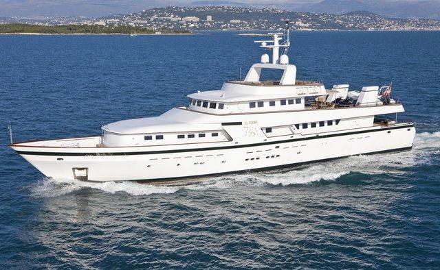 Il Cigno Yacht Charter in Monaco