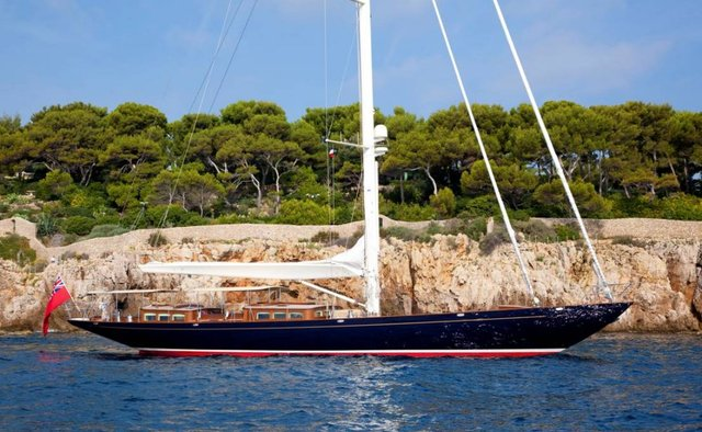 Atalante I yacht charter Claasen Shipyards Sail Yacht