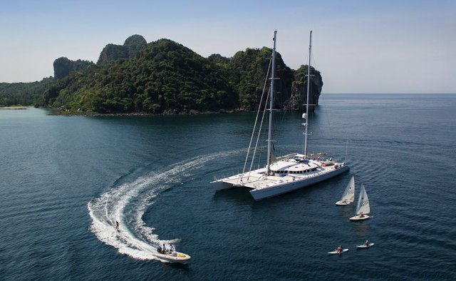 Douce France Yacht Charter in New Caledonia