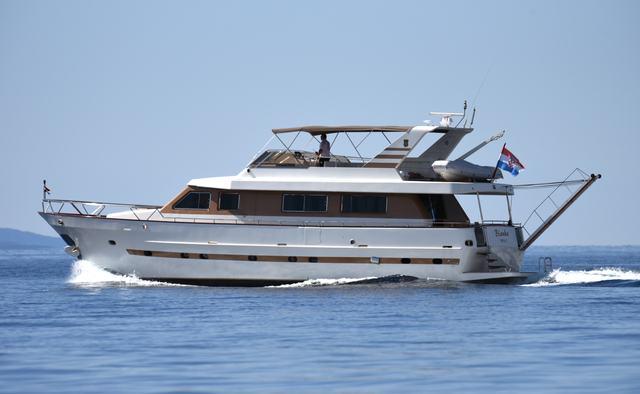 Blanka Yacht Charter in Greece