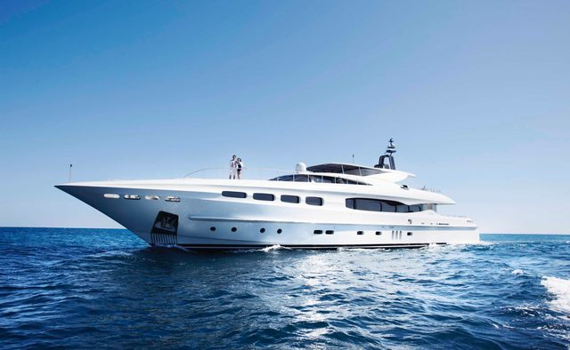 Infinity Pacific Yacht Charter in Melbourne