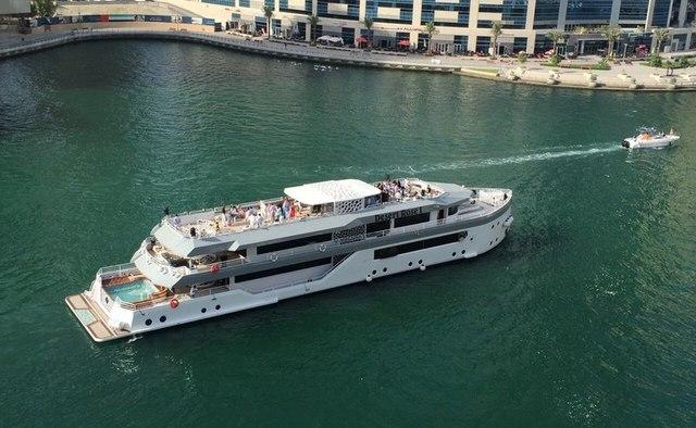 Desert Rose I yacht charter Custom Motor Yacht