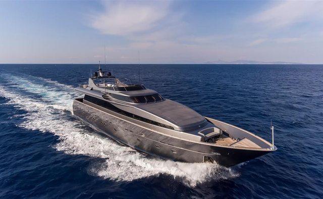 Summer Dreams yacht charter Admiral Yachts Motor Yacht