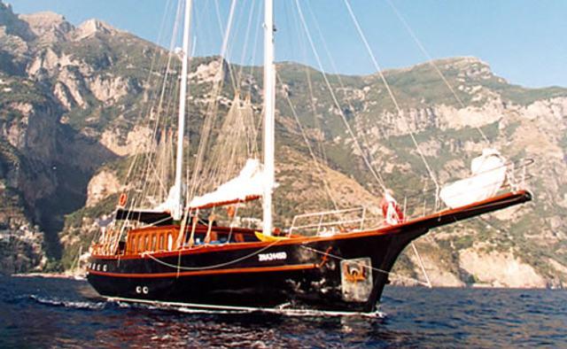 Myra yacht charter Ege-Yat Motor/Sailer Yacht