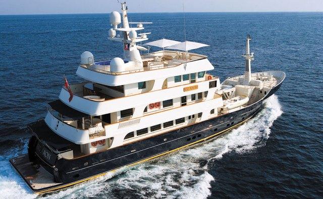 Big Aron Yacht Charter in British Virgin Islands