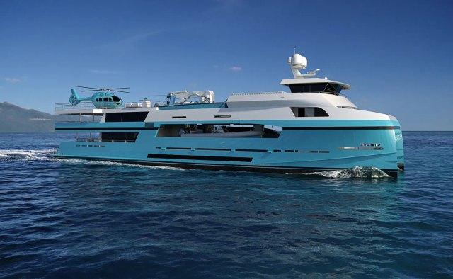 My Bro Yacht Charter in Bahamas