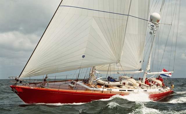 Aphrodite I yacht charter Vitters Sail Yacht