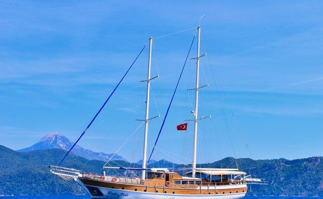 Baba Veli 8 yacht charter Custom Motor/Sailer Yacht