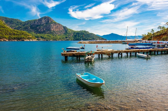 Discover Ekincik and the Dalyan River