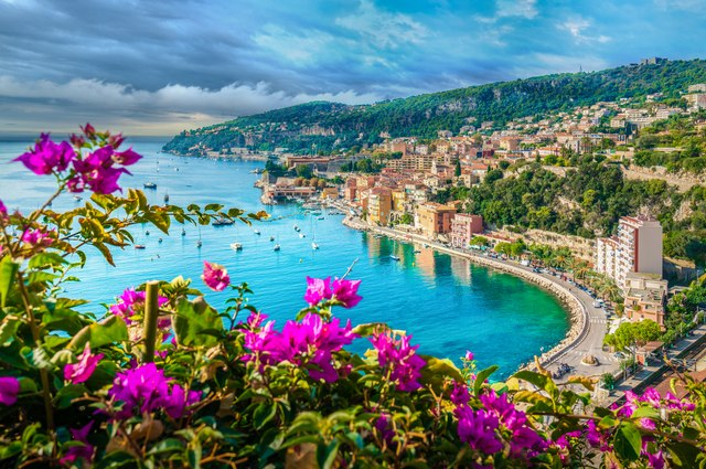 Explore the medieval town of Villefranche