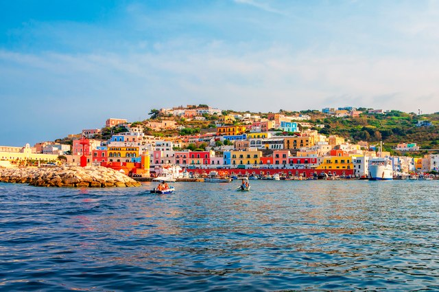 Ponza, Pontine Islands & Santo Stefano - Ventotene