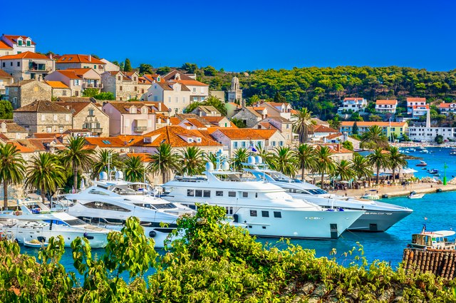 Soak up the beauty of Hvar