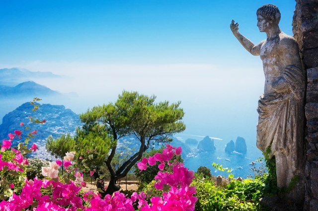The natural wonders of Capri