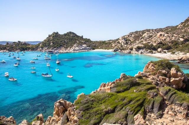 Explore the La Maddalena Islands