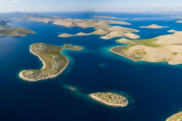 The wonders of the Cornati Archipelago