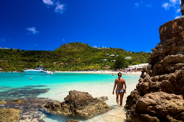 Anse Colombier