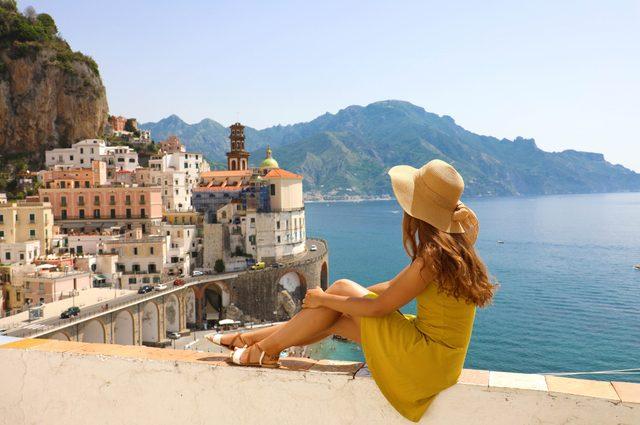 Amalfi to Positano