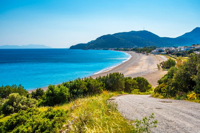 Discover the coasts of Datca