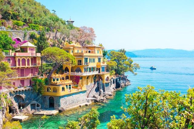 Portofino, Santa Margherita and Rapallo