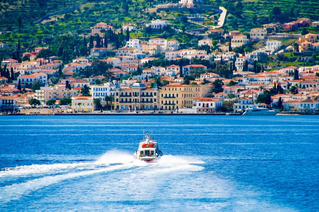 Monemvasia to Spetses