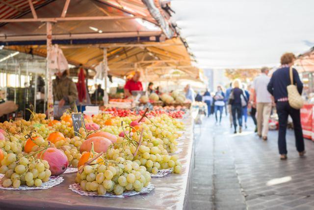 Place Des Lices Market
