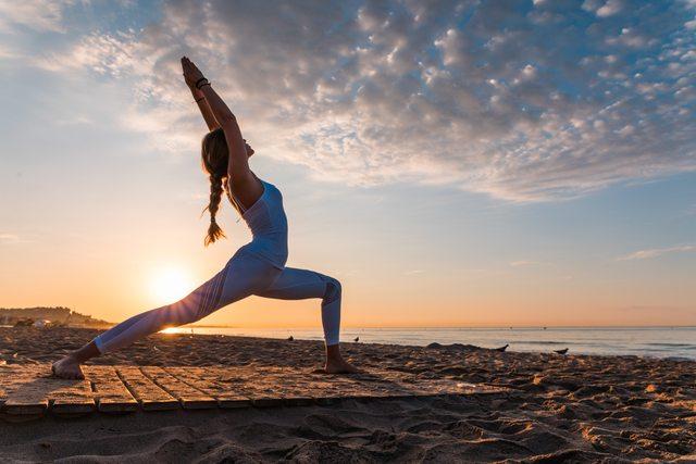 Professional Yoga Session
