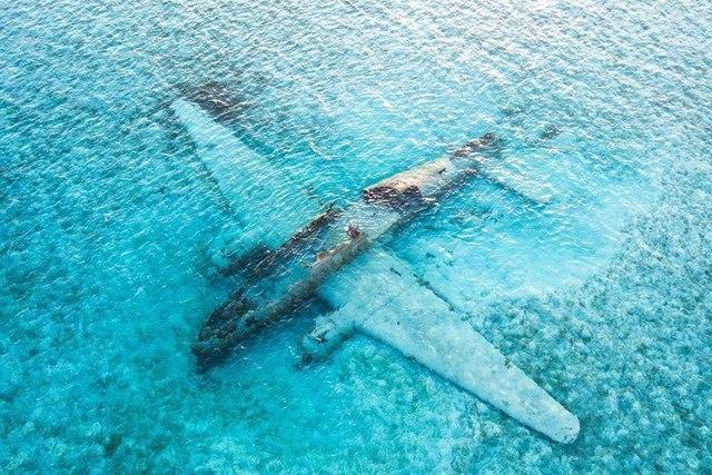 Pablo Escobar's Plane Wreck