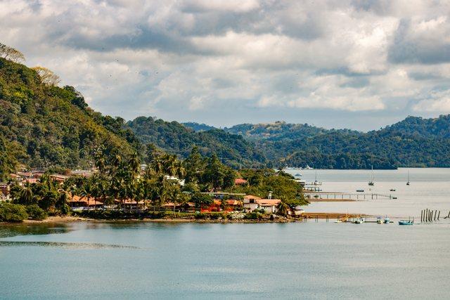 Golfito Marina Village
