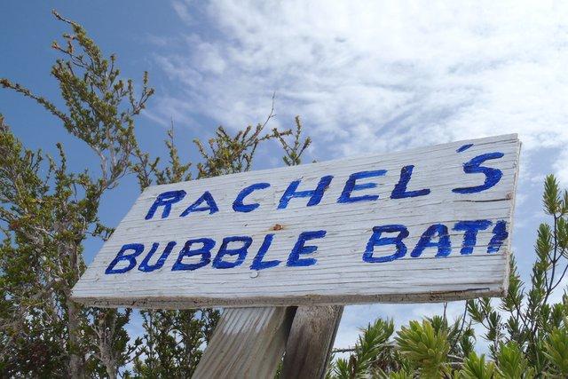 Rachel's Bubble Bath