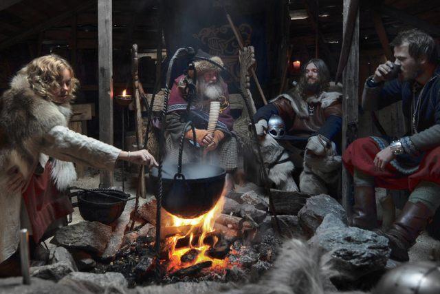 Njardarheimr Viking Village