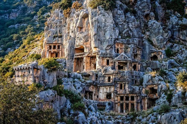 Ruins of Ancient Myra