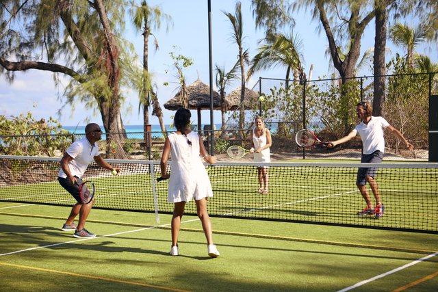 Tennis & Volleyball